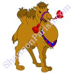 Camel - children's book illustration