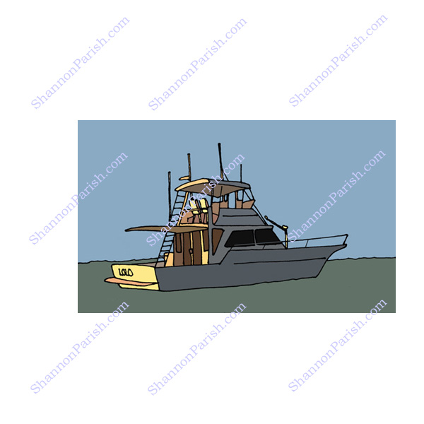 clipart boat | ShowMeLinks