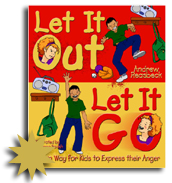 Let it Out, Let it Go, 20 Fun Ways to Express Anger, Andrew Reasbeck