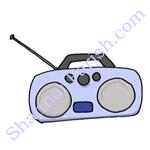 clipart_radio