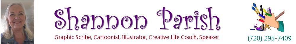 Shannon Parish, Creative