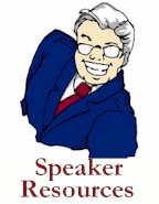 Speaker's resources